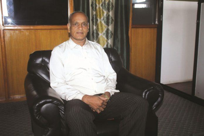 Prof. Salau Din Myia photo
