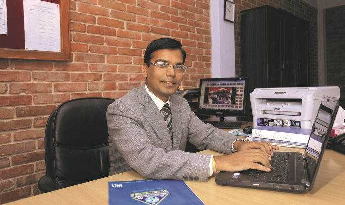 Dr. Chaitanya Raj Adhikari photo